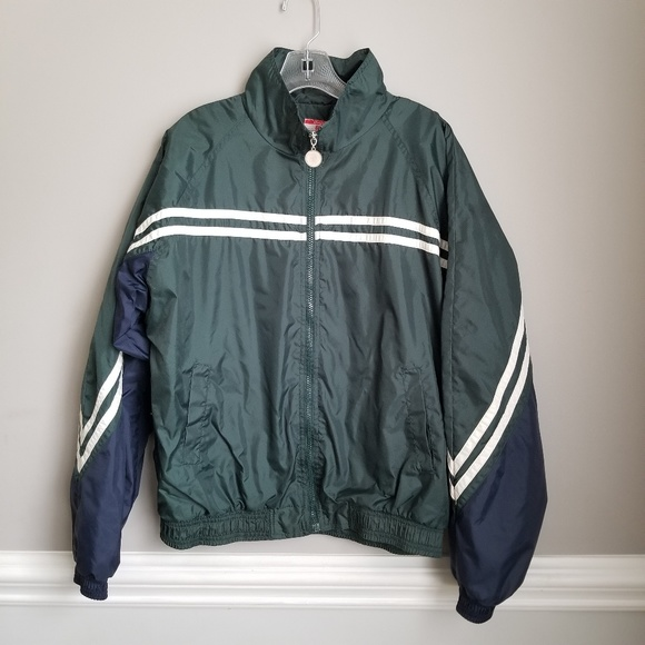 80597fbbf Mens Athletic Works Windbraker Jacket Medium